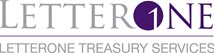 LetterOne Treasury Services Logo